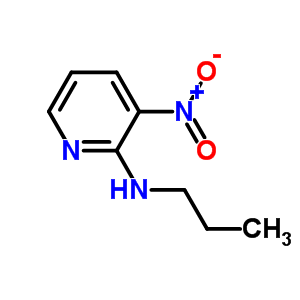 26820-66-6 3-nitro-N-propylpyridin-2-amine