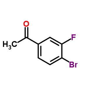 3-氟-4-溴苯乙酮 304445-49-6