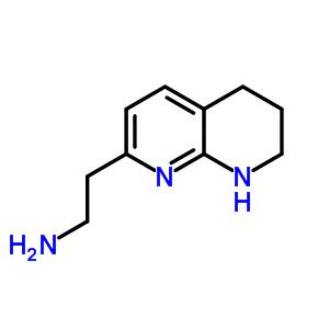 332884-13-6 2-(5,6,7,8-tetrahydro-1,8-naphthyridin-2-yl)ethanamine