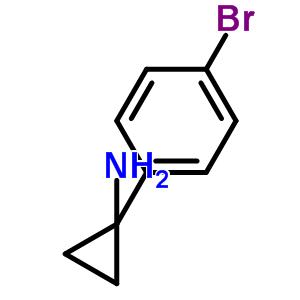 1-(4-溴苯基)环丙胺 345965-54-0