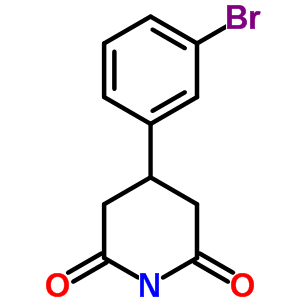 351534-35-5 4-(3-bromophenyl)piperidine-2,6-dione