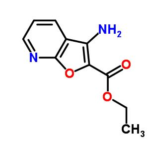 371945-06-1 ethyl 3-aminofuro[2,3-b]pyridine-2-carboxylate