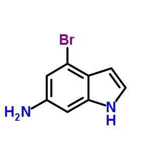 375369-03-2 4-bromo-1H-indol-6-amine