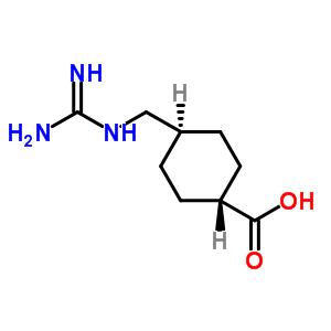 38697-86-8 trans-4-(carbamimidamidomethyl)cyclohexanecarboxylic acid