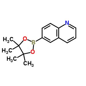 406463-06-7 6-(4,4,5,5-tetramethyl-1,3,2-dioxaborolan-2-yl)quinoline