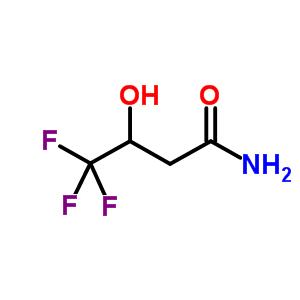 453-34-9 4,4,4-trifluoro-3-hydroxy-butanamide