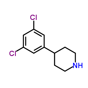 475653-05-5 4-(3,5-dichlorophenyl)piperidine