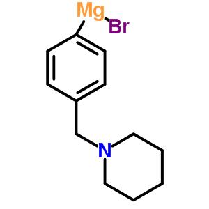 [4-(1-哌啶甲基)苯基]溴化镁 480424-83-7