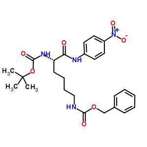 BOC-Z-L-赖氨酸对硝基苯酰胺 51078-31-0