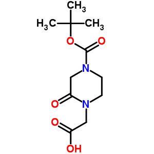 549506-47-0 2-(4-tert-butoxycarbonyl-2-oxo-piperazin-1-yl)acetic acid