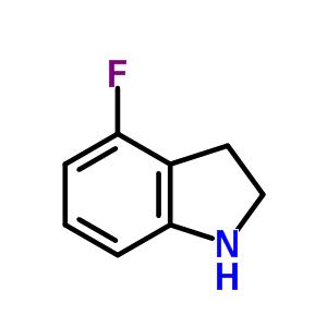 552866-98-5 4-fluoro-2,3-dihydro-1H-indole