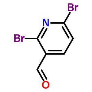 55304-83-1 2,6-dibromopyridine-3-carbaldehyde