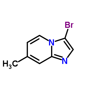 56051-32-2 3-bromo-7-methyl-imidazo[1,2-a]pyridine
