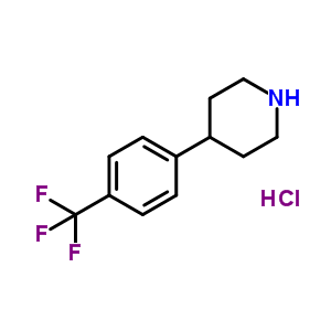 4-(4-三氟甲基苯基)哌啶盐酸盐 574008-73-4