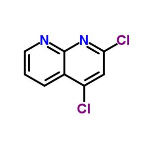 59514-89-5 2,4-dichloro-1,8-naphthyridine