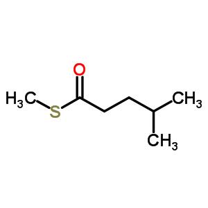 61122-71-2 S-methyl 4-methylpentanethioate