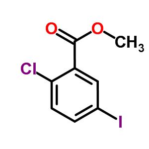 620621-48-9 methyl 2-chloro-5-iodo-benzoate