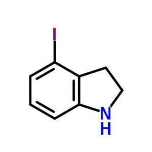 62108-16-1;939759-03-2 4-iodo-2,3-dihydro-1H-indole