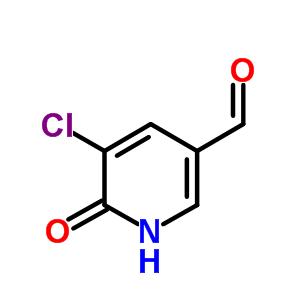 627501-18-2 5-chloro-6-oxo-1H-pyridine-3-carbaldehyde