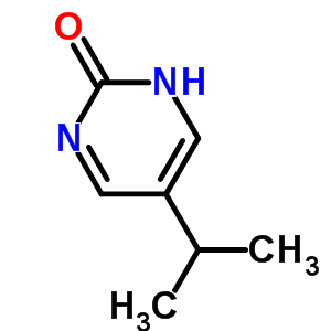 64171-58-0 5-(1-methylethyl)pyrimidin-2(1H)-one