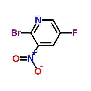 2-溴-3-硝基-5-氟吡啶 652160-72-0