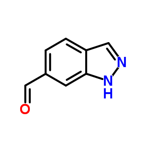 669050-69-5 1H-indazole-6-carbaldehyde
