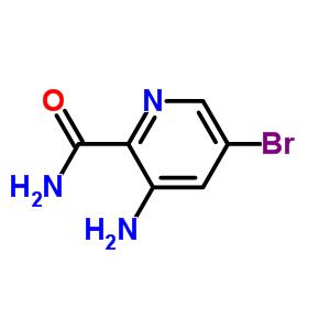 669066-89-1 3-amino-5-bromopyridine-2-carboxamide