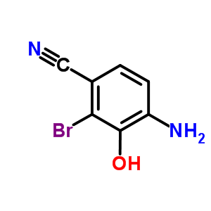 676124-40-6 4-amino-2-bromo-3-hydroxy-benzonitrile