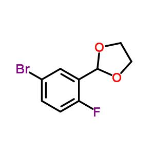 679840-30-3 2-(5-bromo-2-fluoro-phenyl)-1,3-dioxolane