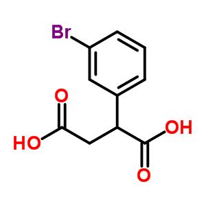 69006-89-9 2-(3-bromophenyl)butanedioic acid