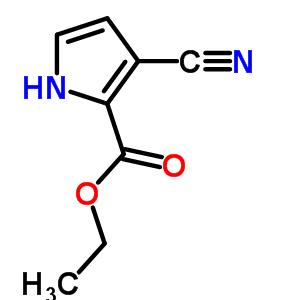 7126-44-5 ethyl 3-cyano-1H-pyrrole-2-carboxylate