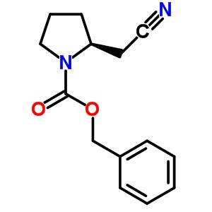 72500-25-5 benzyl (2S)-2-(cyanomethyl)pyrrolidine-1-carboxylate