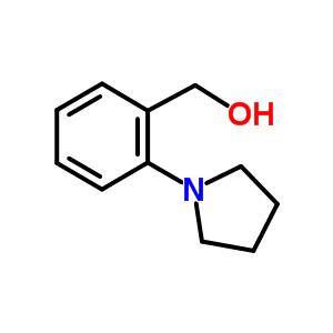 73051-88-4 (2-pyrrolidin-1-ylphenyl)methanol