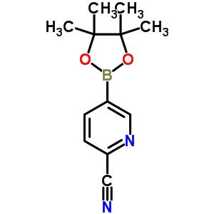 2-氰基-5-吡啶硼酸频哪醇酯 741709-63-7