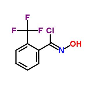 74467-04-2 N-hydroxy-2-(trifluoromethyl)benzimidoyl chloride