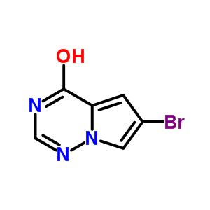 6-溴吡咯并[2,1-F][1,2,4]三嗪-4(1H)-酮 75841-27-9;888721-83-3