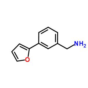 771573-26-3 1-(3-furan-2-ylphenyl)methanamine