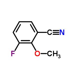 3-FLUORO-2-METHOXYBENZONITRILE 77801-22-0