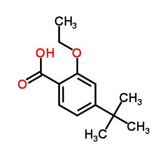 796875-53-1 4-tert-butyl-2-ethoxy-benzoic acid