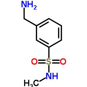 808761-43-5 3-(aminomethyl)-N-methylbenzenesulfonamide