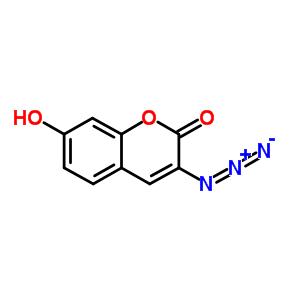 3-Azido-7-hydroxy-coumarin 817638-68-9