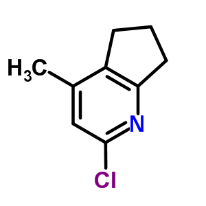 83939-58-6 2-chloro-4-methyl-6,7-dihydro-5H-cyclopenta[b]pyridine