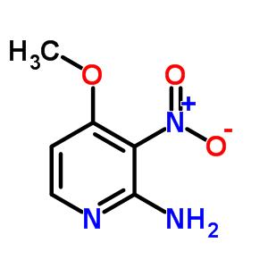 84487-08-1 4-methoxy-3-nitropyridin-2-amine