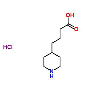 84512-08-3 4-piperidin-4-ylbutanoic acid hydrochloride