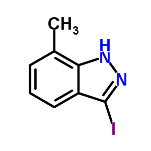847906-27-8 3-iodo-7-methyl-1H-indazole