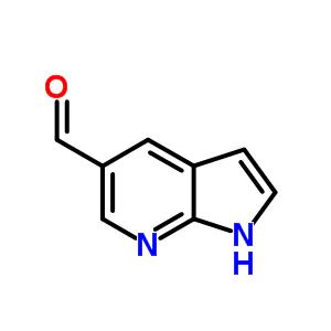 849067-90-9 1H-pyrrolo[2,3-b]pyridine-5-carbaldehyde