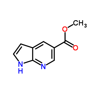 849067-96-5 methyl 1H-pyrrolo[2,3-b]pyridine-5-carboxylate