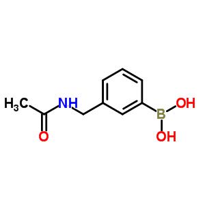 850568-42-2 {3-[(acetylamino)methyl]phenyl}boronic acid