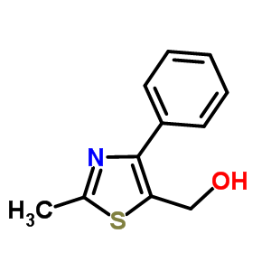 857284-12-9 (2-methyl-4-phenyl-1,3-thiazol-5-yl)methanol