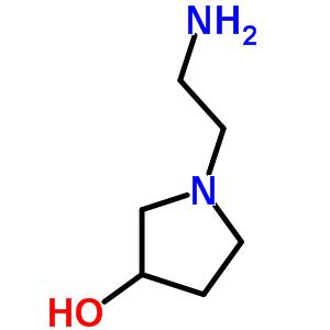 857637-07-1 1-(2-aminoethyl)pyrrolidin-3-ol